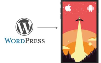 Van je WordPress website een app maken?