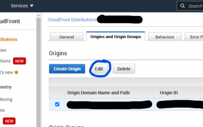 S3 Not passing correct CORS headers to Cloudfront